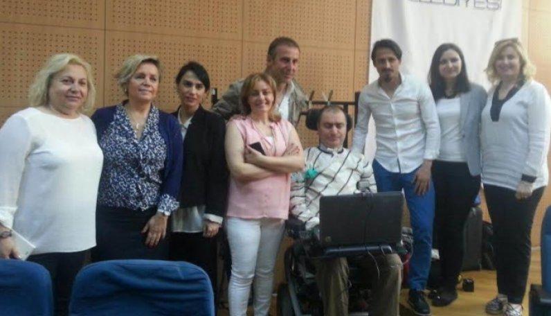 Proje bilgilendirme toplantısı 4 Mayıs - İstanbul