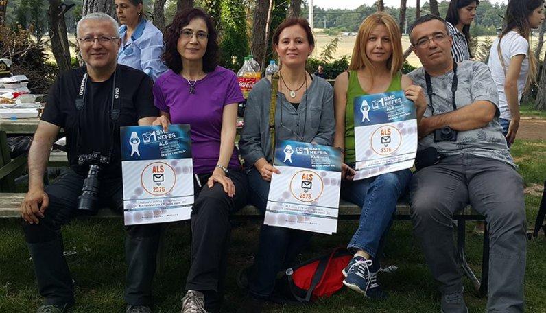 6. ALS Ege İzmir Bahar Toplantısı 31 Mayıs Pazar günü Buca Kaynaklar Yörük Obası piknik alanında yapıldı