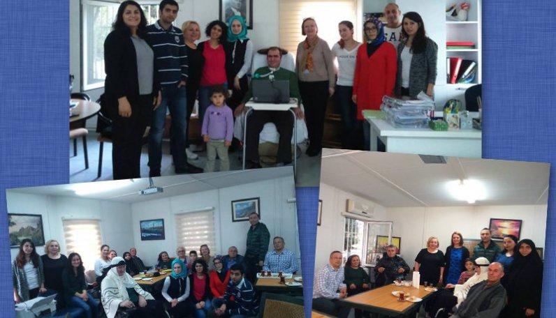ALS MNH Derneği'nin 2014 Yılı Etkinlikleri Açıklandı