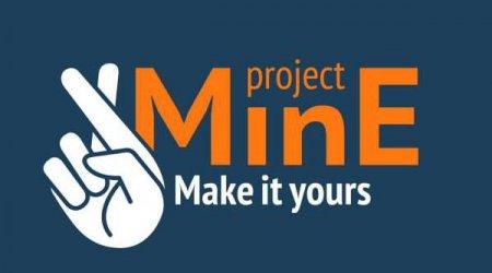 Project Mine destekliyoruz