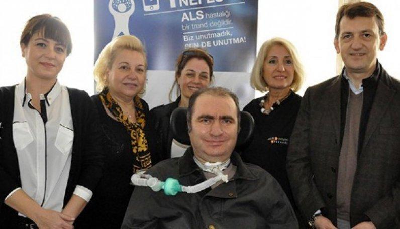 Beşiktaş'tan ALS'ye destek
