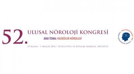 52. National Neurology Congress