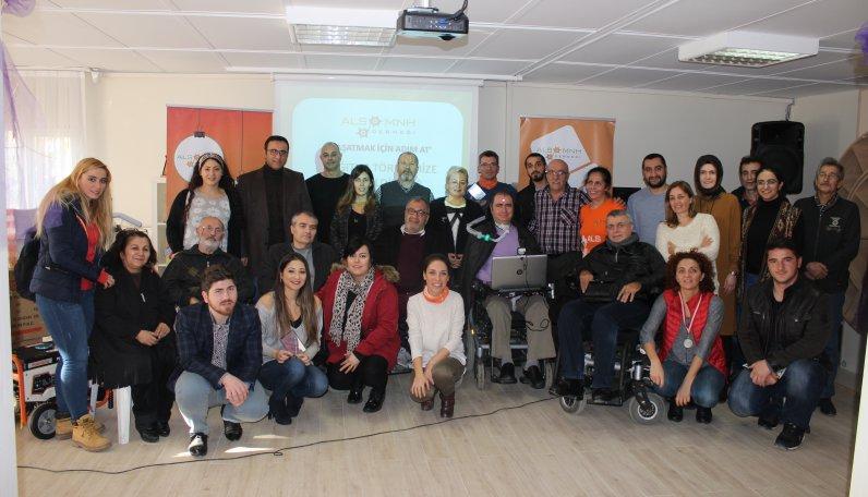 İstanbul Maratonuyla başlayan proje mutlu bitti