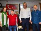 Visiting Prof. Dr. Kemal Memişoglu