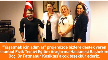 Visiting Dr Fatmanur Kesiktaş