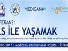 ALS ile YAŞAMAK konferansı - 3 Mayıs 2017