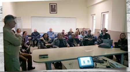 Yeditepe Üniversitesi Genetik ve Biyomühendislik Bölümü laboratuvarını ziyaret ettik!