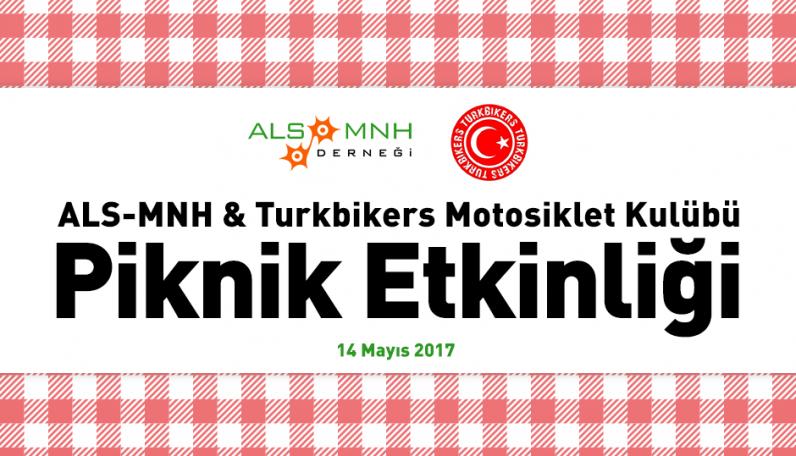 Turkbikers Motosiklet Kulübü & ALS-MNH Piknik Etkinliği