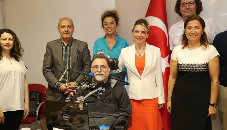 İzmir İl Sağlık Müdürlüğü Toplantısı