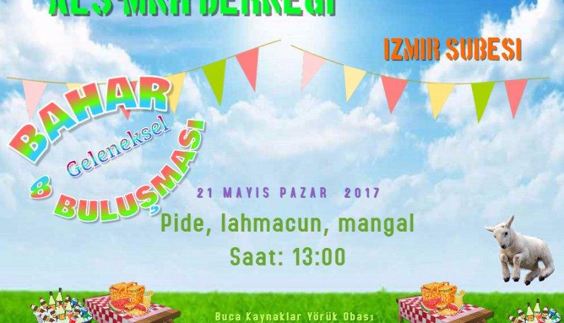 Geleneksel 8. Ege Bahar buluşması, 21 Mayıs - İzmir