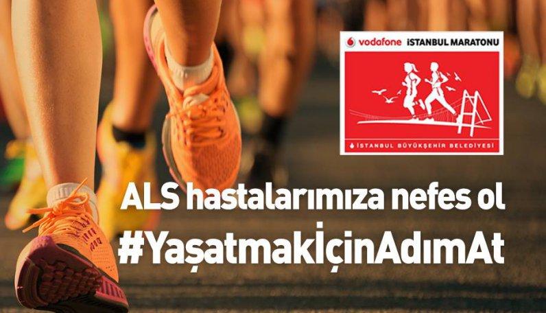 İstanbul Maratonu /  Yaşatmak için adım at