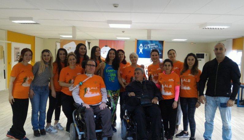39. Vodafone İstanbul Maratonu Öncesi Zumba Yaptık
