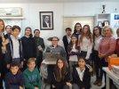İlhami Ertem Ortaokulu öğrencileri derneğimizi ziyaret etti