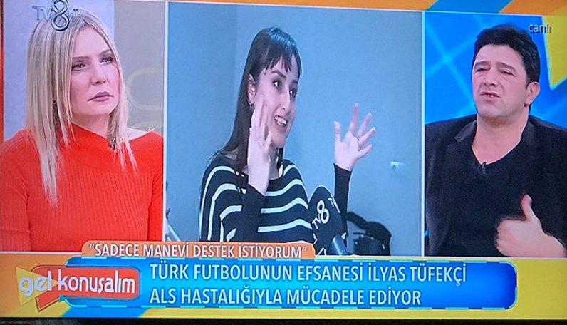 İlyas Tüfekçi TV8