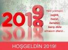 Yeni yılımız kutlu olsun