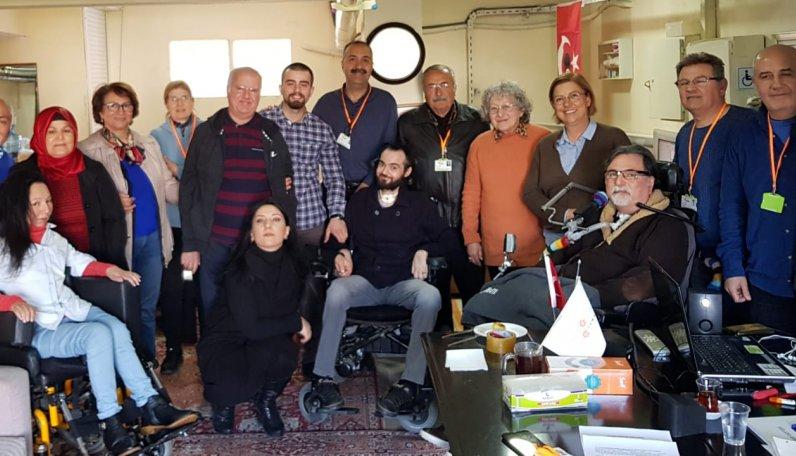 İzmir Şubesi Olağan Genel Kurulu yapıldı