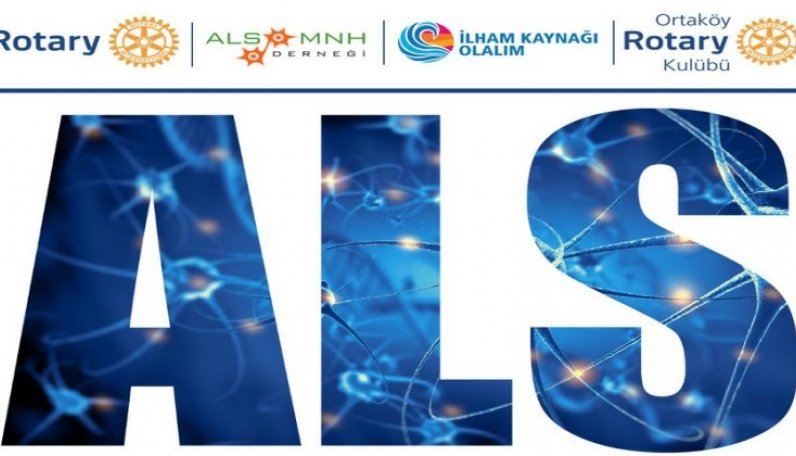 Ortaköy Rotary Kulüp Basın Toplantısı / ALS Hastalarını Hayata Bağlayalım
