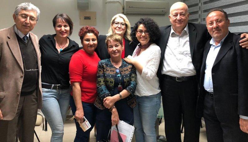 ALS-MNH Derneği Antalya Şubesi Açıldı