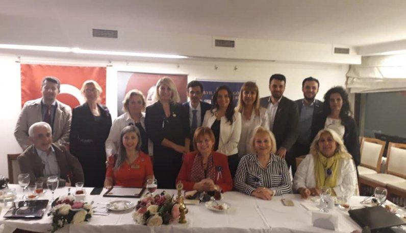 100.Yıl Kadıköy Gökyüzü Lions Kulübününde ALS farkındalığı