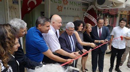 Antalya Şubemiz 21 Haziran Dünya ALS Gününde Açıldı