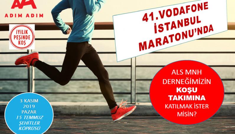 41. İstanbul Maratonu 2019 Takvimi
