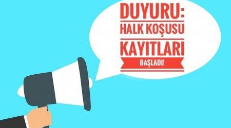 Duyuru: 41.İstanbul Maratonu HALK KOŞUSU Kayıtları başladı!