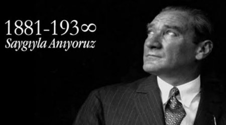 Remembering Atatürk