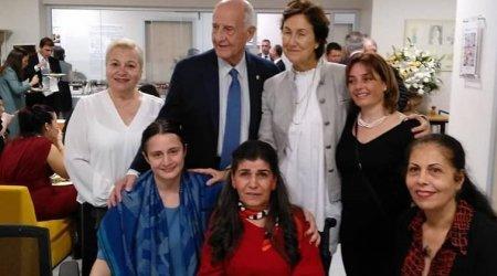 Suna ve İnan Kıraç Vakfı Nörodejenerasyon Araştırma Laboratuvarı'nın, Koç Üniversitesi Hastanesi - KUTTAM'daki açılış kokteyline katıldık.