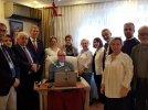 ALS-SMA-DMD-MS  Meclis Araştırma Komisyonu İsmail Gökçek'i Ziyaret Etti