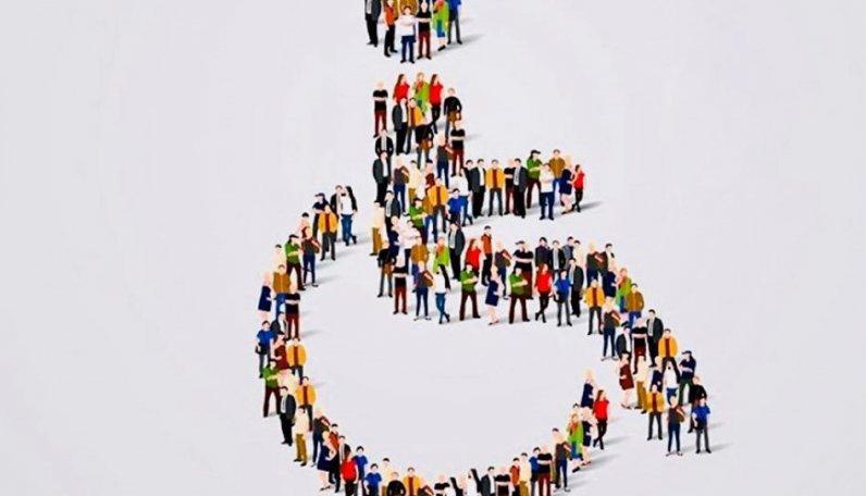 3 Aralık Engelliler Gününde Farkındalık Oluşturmaya Çalışıyoruz