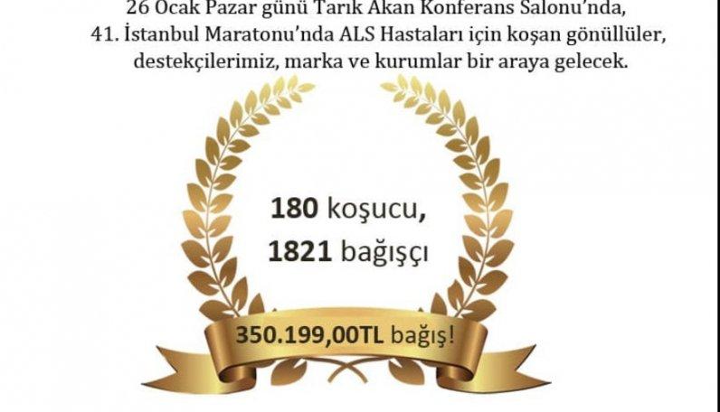 441.İstnbul Maratonu teşekkür töreni