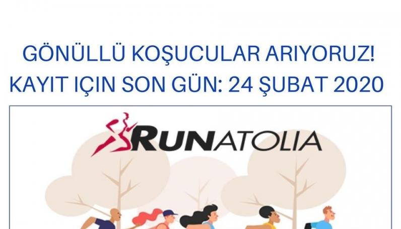 Runatolia Koşusu 1 Mart 2020 Antalya