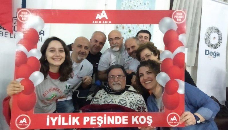 Adımadım İzmir Makarna Partisi ile Maraton Kayıtları Başladı