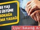 İSTANBUL 65 YAŞ ÜSTÜ VE KRONİK HASTALARA BELEDİYE HİZMETLERİ