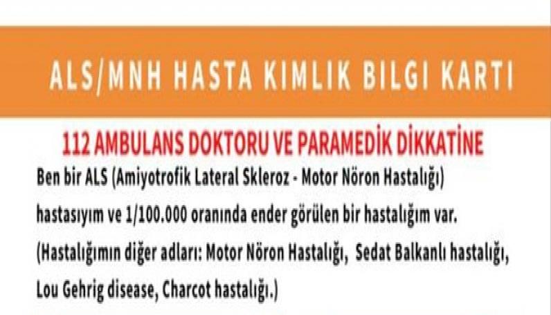 AlS  KİMLİK KARTI