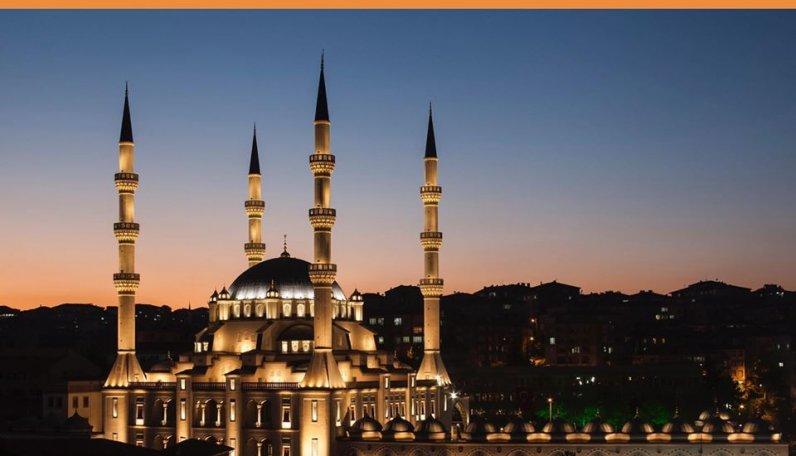 Hoşgeldin Ramazan!