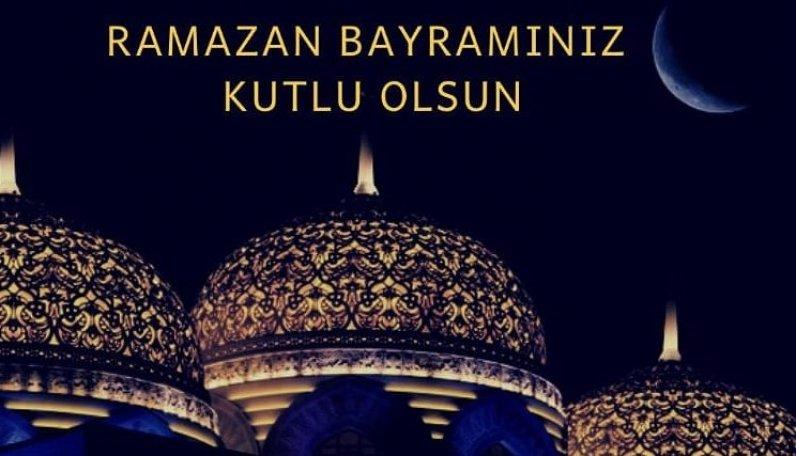 Ramazan Bayramınız kutlu olsun. İyi bayramlar !