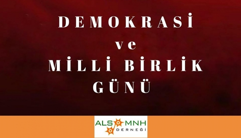 Demokasi ve Milli Birlik Günü